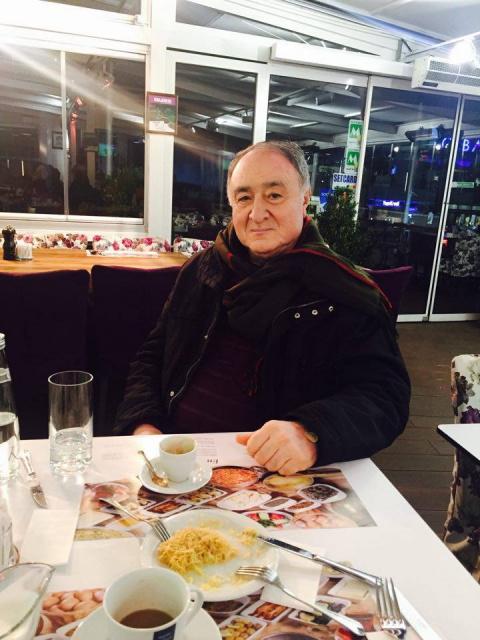 Fikret Zarbaliyev
