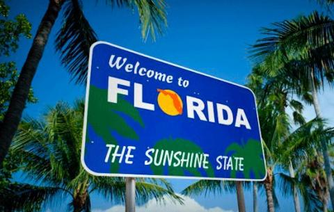 Флоридский туризм возвращает…
