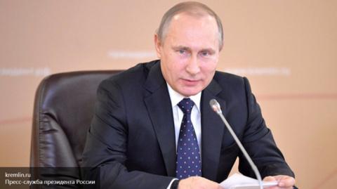 Путин: РФ отреагирует на сис…