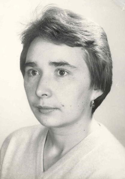 Елена Михайловна Боборыкина