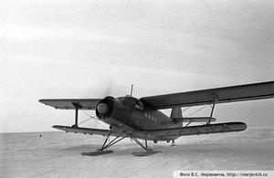 31 августа 1947 года - первый полет Ан-2. Поздравим трудягу! )))