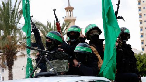 ХАМАС: 30 лет битвы за Палестину