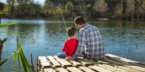 Что нужно сказать своему сыну перед тем, как он повзрослеет