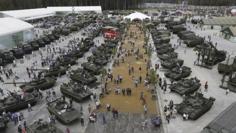 Модернизация российской арми…