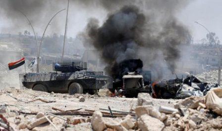 Иракская армия вошла вСтары…