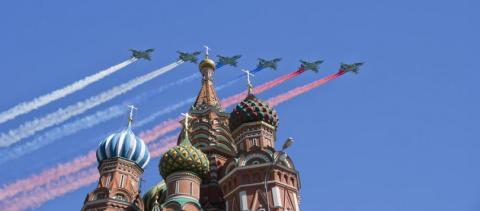 Россия глазами военных аналитиков США