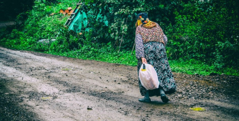 Жуткая волгоградская байка про «бабку, бегающую на четвереньках» оказалась вбросом психологов