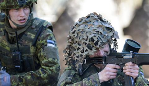 """""""Это все Россия"""". Эстония с перепугу подкупила еще оружия"""
