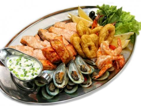 Готовим рыбу и морепродукты. Домашний зефир: рецепт