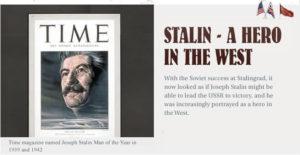 Украина запретила пособие по английскому языку, найдя там «восхваление Сталина»