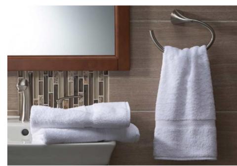 «Не трогайте полотенце для р…