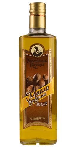 Ореховые масла. Масло из фундука.