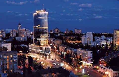 В Киеве включили отопление, …