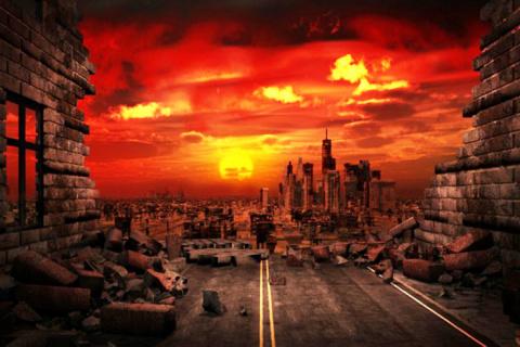 Приближается конец света-Апо…