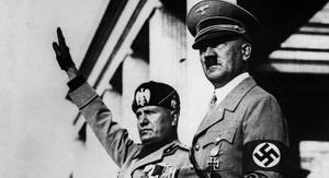 Военная диктатура фашистской Италии объявлена примером для Украины 17/11/2014