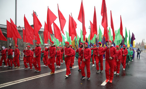 Парад-карнавал ВФМС-2017: ка…