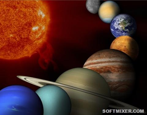 Чудеса Солнечной системы