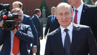 Путин: Россия готова к международному взаимодействию по борьбе с терроризмом