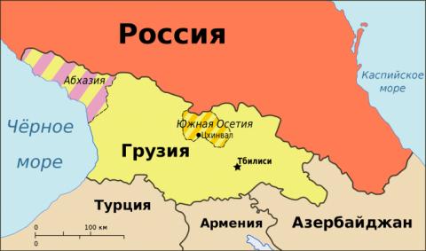 Территория России увеличится…
