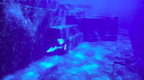 Подводные пирамиды Йонагуни …