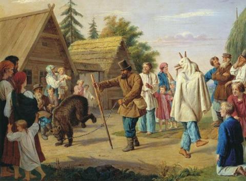 Тайны Замри-горы