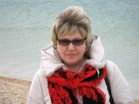 Маргарита Голованова (Кузнецова) (личноефото)