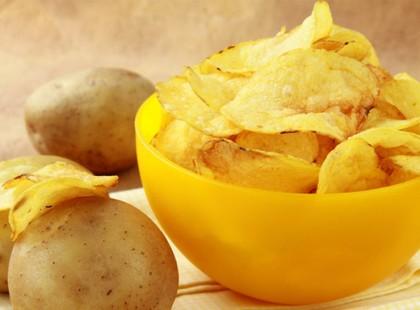 Рецепт чипсов, которые не навредят фигуре