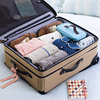 Собираемся в отпуск – пакуем чемодан