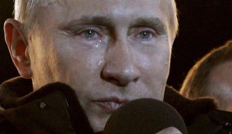 «Бурная» реакция Путина на «…