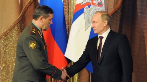 Путин предложил ликвидировать НАТО