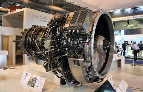 Наработка парка российско-французского двигателя SaM146 превысила 600 тысяч часов