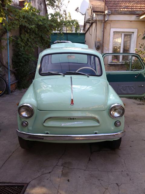 Реставрация ЗАЗ 965А 1967 го…