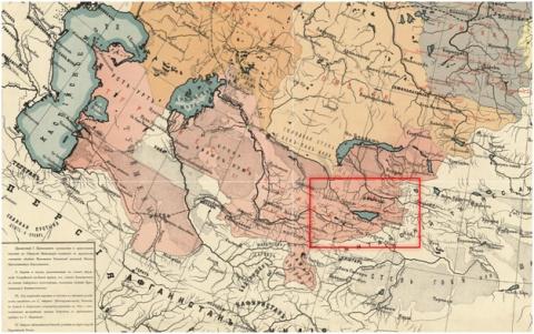 Восстание 1916 года в Средне…