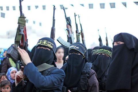 Мирное урегулирование путем создания террористических ячеек. ДАИШ ждет помощи Швеции