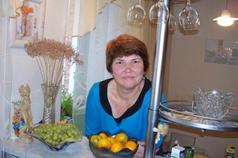 Ольга Оськина