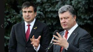 «Дублер» — если Порошенко не развяжет войну с РФ за 5 месяцев, то включится Саакашвили