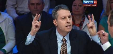 Майкл Бом: Россия «вставляет…