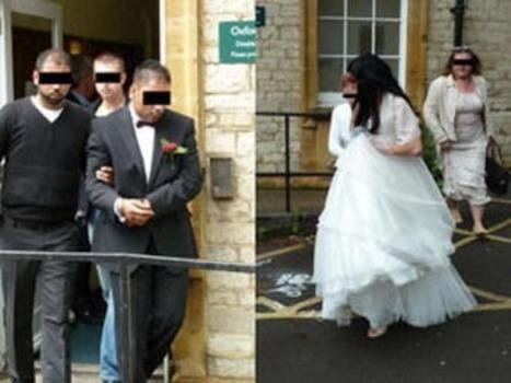 Судебные приставы нагрянули к должнику прямо на свадьбу!