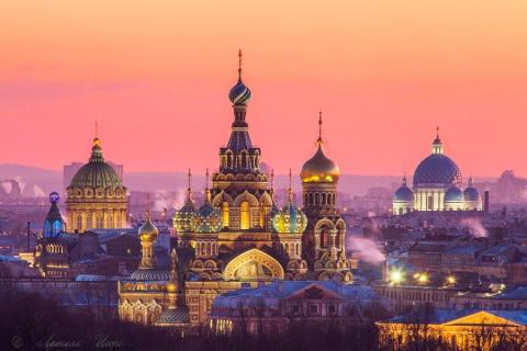 Загадки Спаса на Крови в Санкт-Петербурге