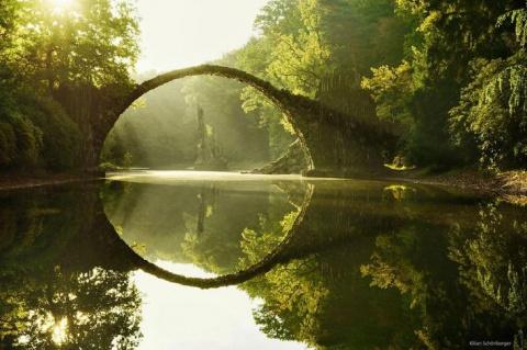 Старинные загадочные мосты со всего мира