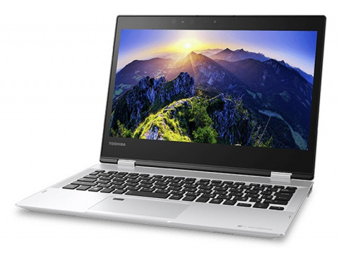Гибридный ноутбук Toshiba Dy…
