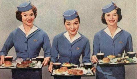 Как попросить добавку в самолете