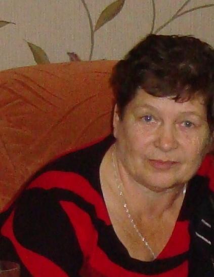 Клавдия Рослякова