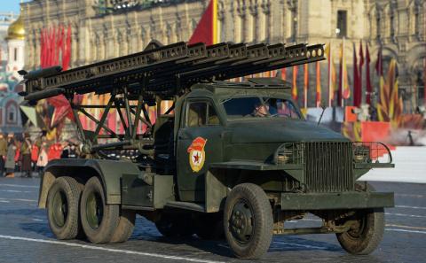 Чудо-оружие товарища Сталина. Как мир узнал о грозной «Катюше»
