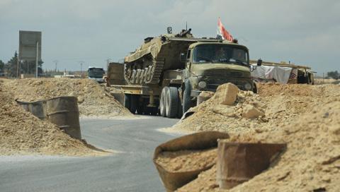 Новости Сирии. Сегодня 22 ап…