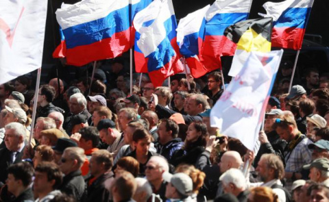Как всегда ждут переворота в Москве