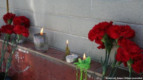 Мертва Украина! Сгорела живьем! Убита в Одессе.