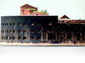 Выстрелы «Чумного» форта
