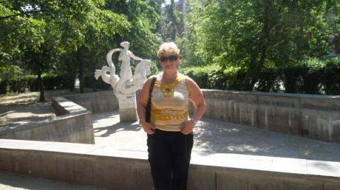 Елена Сейткова (Карелина)