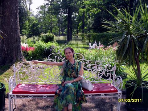 Светлана Елизарова (Фёдорова)